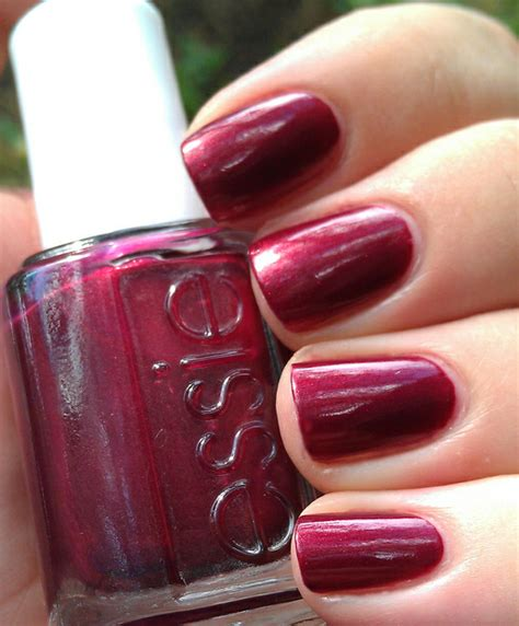 essie swing velvet glassflecked essie swing velvet