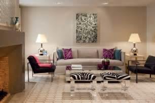 Individual Chairs For Living Room Design Ideas Salas Decoradas Con Estados De Cebra