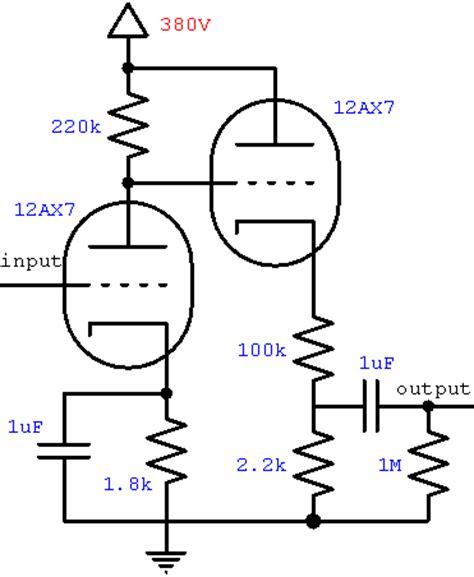 220k grid resistor soldano lead overdrive fourth stage