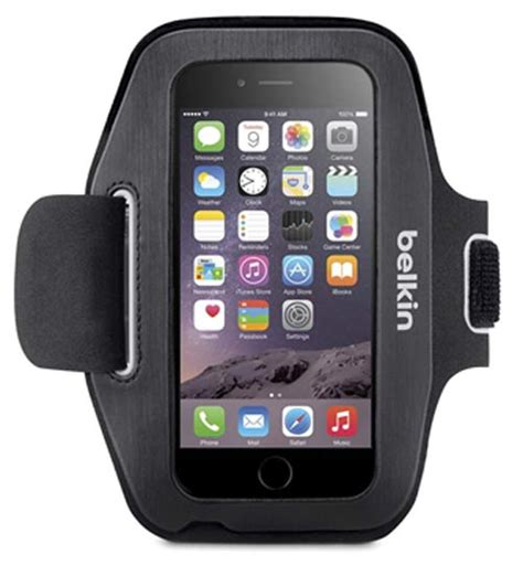 Sporty Phone Armband best iphone 6 6s armbands take your iphone when you workout