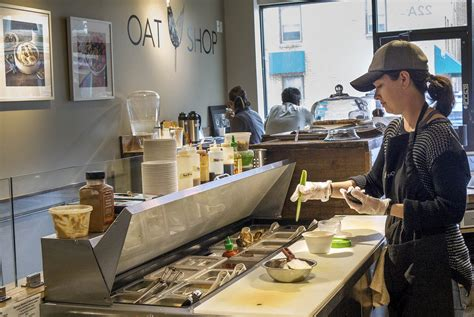 oatmeal shoo gourmet gruel boston area s oatmeal shop wants to challenge perceptions of
