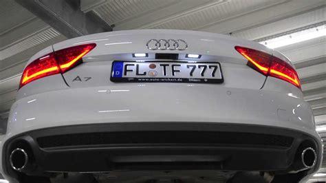 Motorsoundsystem Audi by Audi A7 Motorsound Steigern