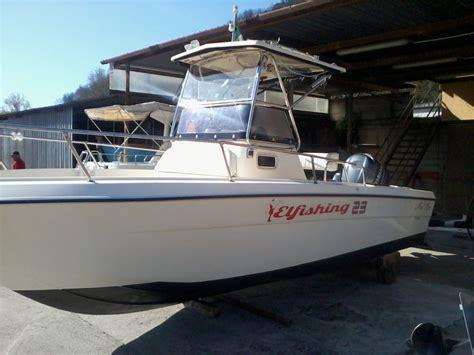 barche usate cabinate barca a motore zaniboni 23 usato galvar