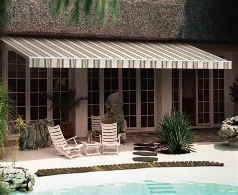 Retractable Awnings For Decks And Patios Watsons Fireplace Patio Timonium Maryland Sunflair
