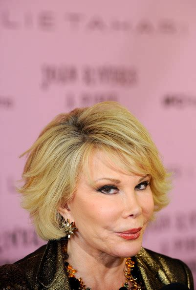 Joan Rivers Hairstyles by Joan Rivers Hairstyles Fashion Hair Style