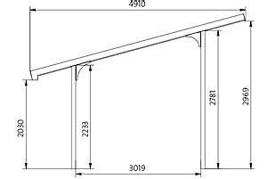 technische zeichnung carport technische zeichnung carport my