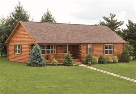 modular home plans pa log cabin modular home floor plans ourcozycatcottage com