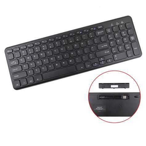 usb wireless keyboard and mouse wireless size keyboard mouse combo 2 4 ghz usb
