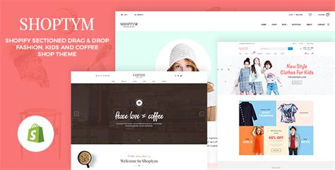 Shoptym Multipurpose Responsive Shopify Theme With Section Drag Drop By Webcontrive Shopify Landing Page Template