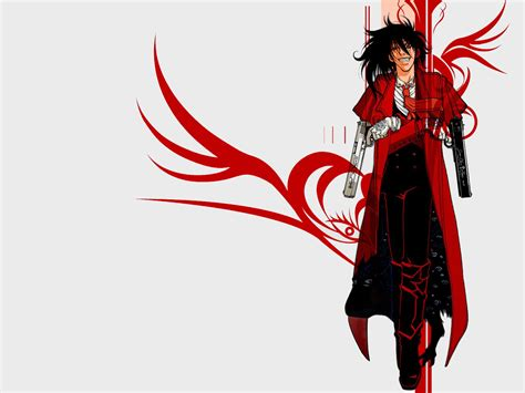 alucard wallpaper iphone hellsing wallpaper and background image 1400x1050 id