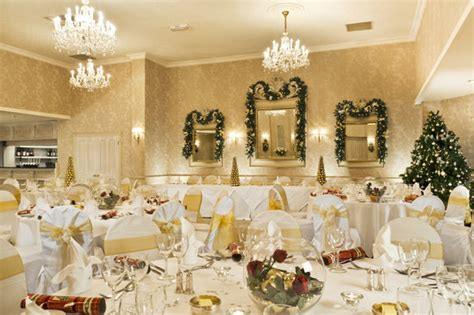 christmas time picture of rowton hall hotel rowton