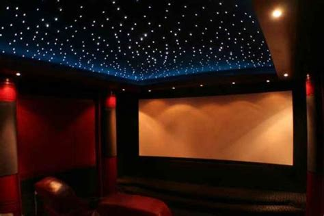 Starry Lights Ceiling 36 Practical And Stylish Basement Ceiling D 233 Cor Ideas Shelterness