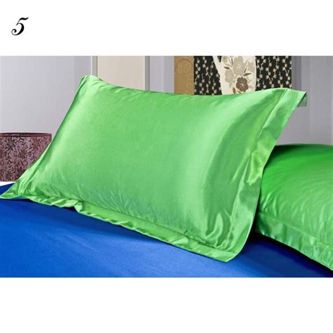 Single Pillow by Wholesale Silk Satin Pillowcase Single Pillow Cover