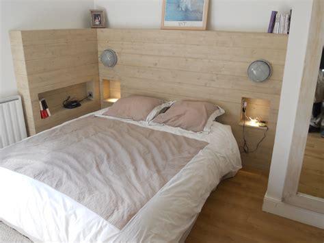 tete de lit m t 234 te de lit style bois flott 233 brodie agencement