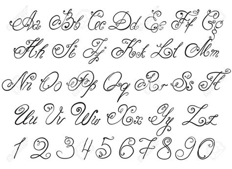 lettere calligrafia 118 best images about calligraphy on