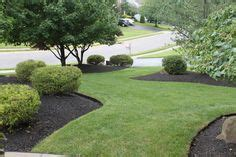 1000 images about black mulch landscaping on pinterest