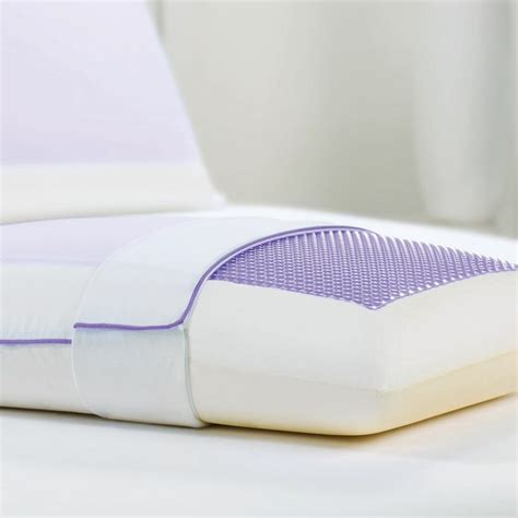 dreamfinity cooling gel and memory foam pillow standard 24 12 best z pillows images on pinterest memory foam bed