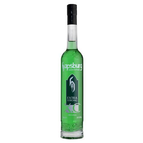 hapsburg xc original  extra strong absinthe cl