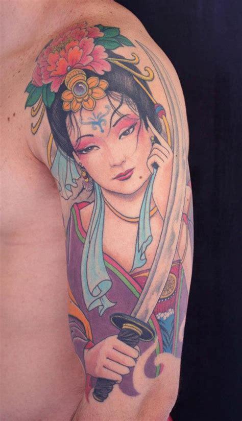 tattoo pedro quebec tatuagem gueixa car interior design
