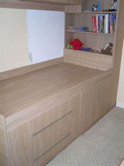 Mattress With Built In Box by Bed Built Stair Box Sewing Room Ideas