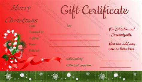 santa gift certificate template search results for gift certificate from santa