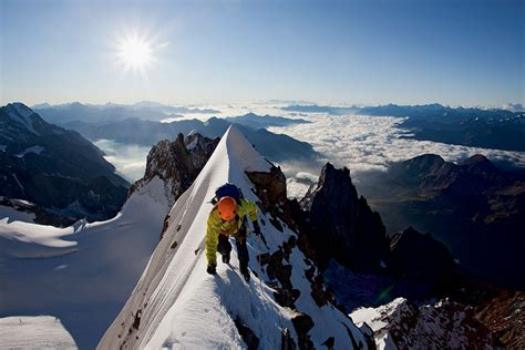 Mont Blanc 6820 3 pics seven amazing climbing photos and how they were
