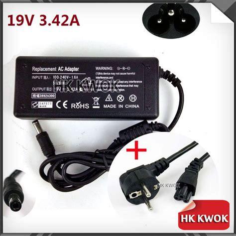 Adaptor For Acer 19v 3 42a J Besar eu power cord 19v 3 42a 5 5 x 2 5mm n101 ac laptop