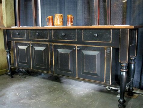 Awesome Extra Long Buffet Build Your Own Buffet Cabinet