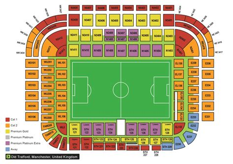 epl viewer pin enlarge seating chart on pinterest