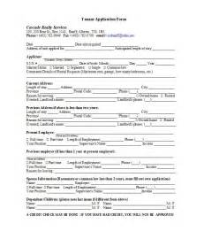 template for rental application 42 rental application forms lease agreement templates