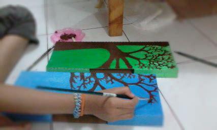 Teh Pucuk 1 Kardus craft for prakarya mudah untuk anak