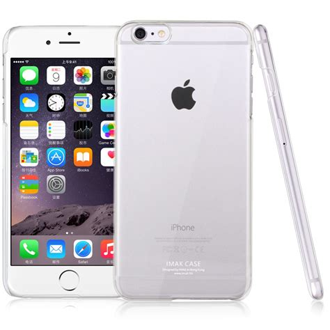 Imak 2 Ultra Thin For Iphone 6 Plus Transparent imak 2 ultra thin for iphone 6 plus