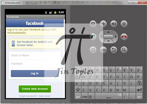 Tutorial Android Dengan Eclipse | tutorial membuat aplikasi facebook android dengan eclipse