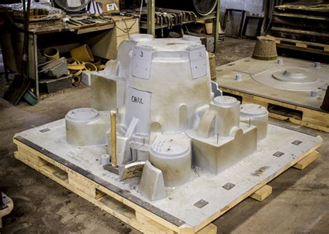 Pattern Work Foundry Pattern Services 187 Foundry Pattern | prl industries sand casting weight capabilities