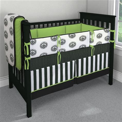 Black And Green Crib Bedding 1000 Images About Lime Green And Black Baby Room On Crib Bedding Sets Baby Rooms