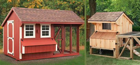 Handcrafted Coops - chicken coops hen houses