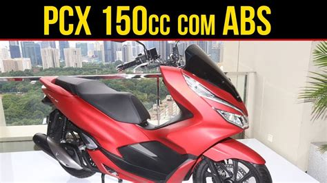 Pcx 2018 Abs by Pcx 2018 Abs Na Indonesia Scooternews