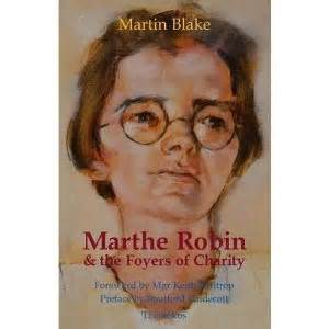 Foyers Of Charity spiritual book review marthe robin and the foyers of charity