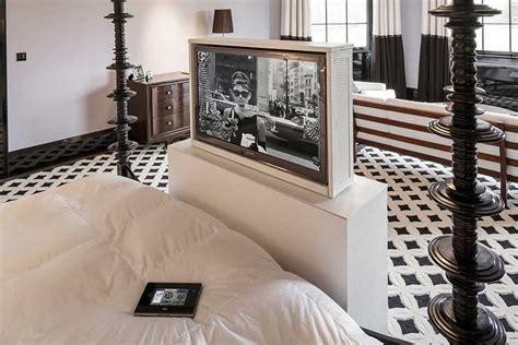 Luxury Bedroom Designs Uk Audio Visual Installation In Bedroom Of Luxury House