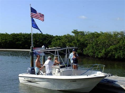 carefree boat club st petersburg florida tour companies guides and outfitters