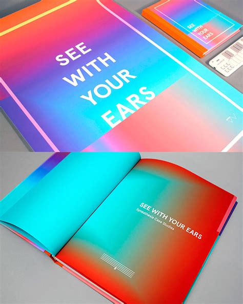 Cmyk Spectrum by Showcase Of Creative Designs Made With Vibrant Gradients