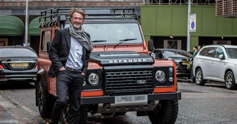 ranger defender brothers of company b books ineos goes road with defender inspired 4x4 david