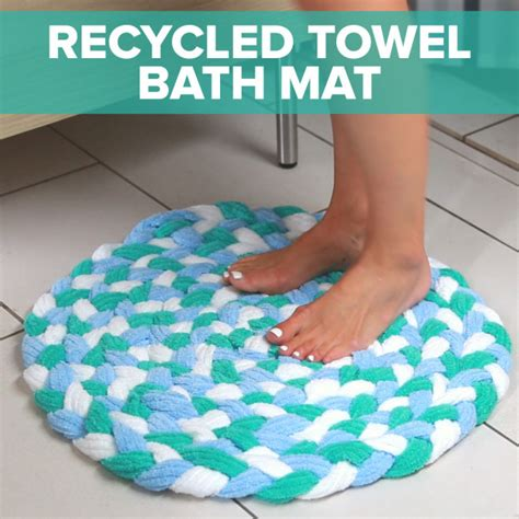 shower rug that turns when turn towels into a soft sophisticated bath mat bath mat towels and bath