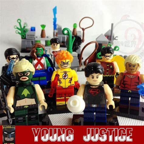 Promo 1 Set Marvel Avenger Heroes 8pcs Heroes Dlp9050 T compre jovem justi 231 a dc marvel heroes avenger
