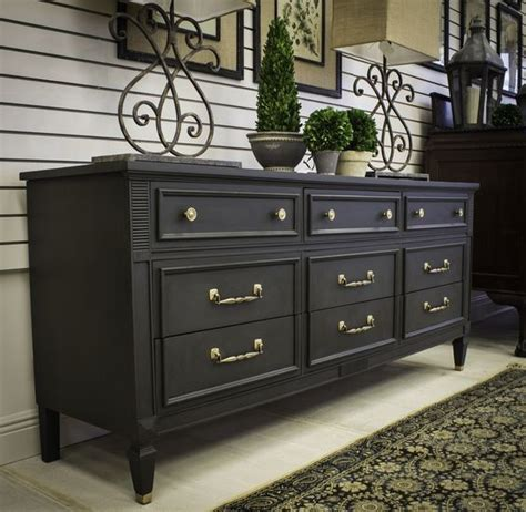 best grey paint for furniture gray dresser furniture makeover project