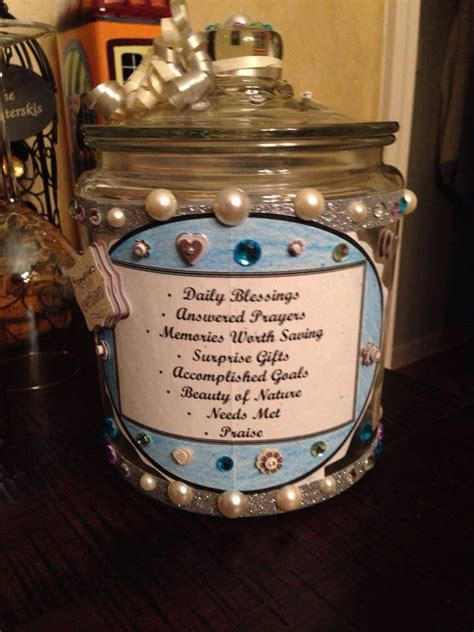 Wedding Blessing Jar by 59 Best Blessings Jar Images On Gratitude Jar