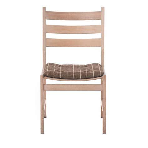 ladder back dining room chairs danish modern ladder back dining chairs at 1stdibs