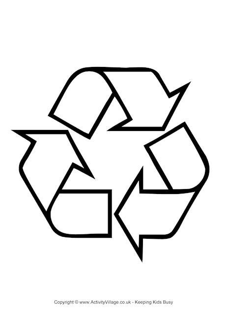 recycle image logo cliparts co