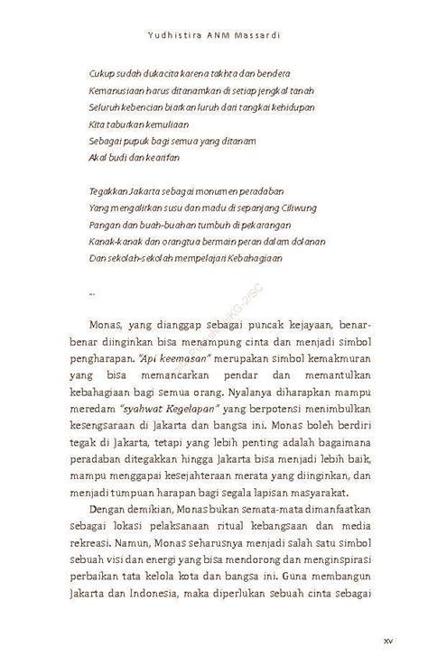rangkuman tentang pemilihan format buku digital jual buku luka cinta jakarta oleh yudhistira anm massardi