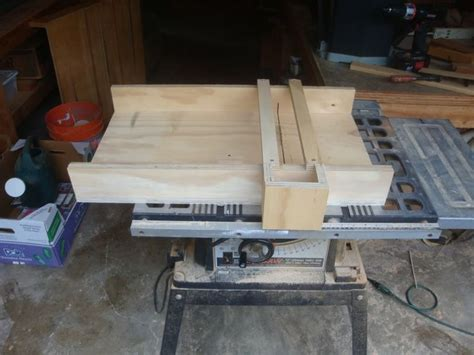woodworking for mere mortals plans build a table saw sled woodworking for mere mortals
